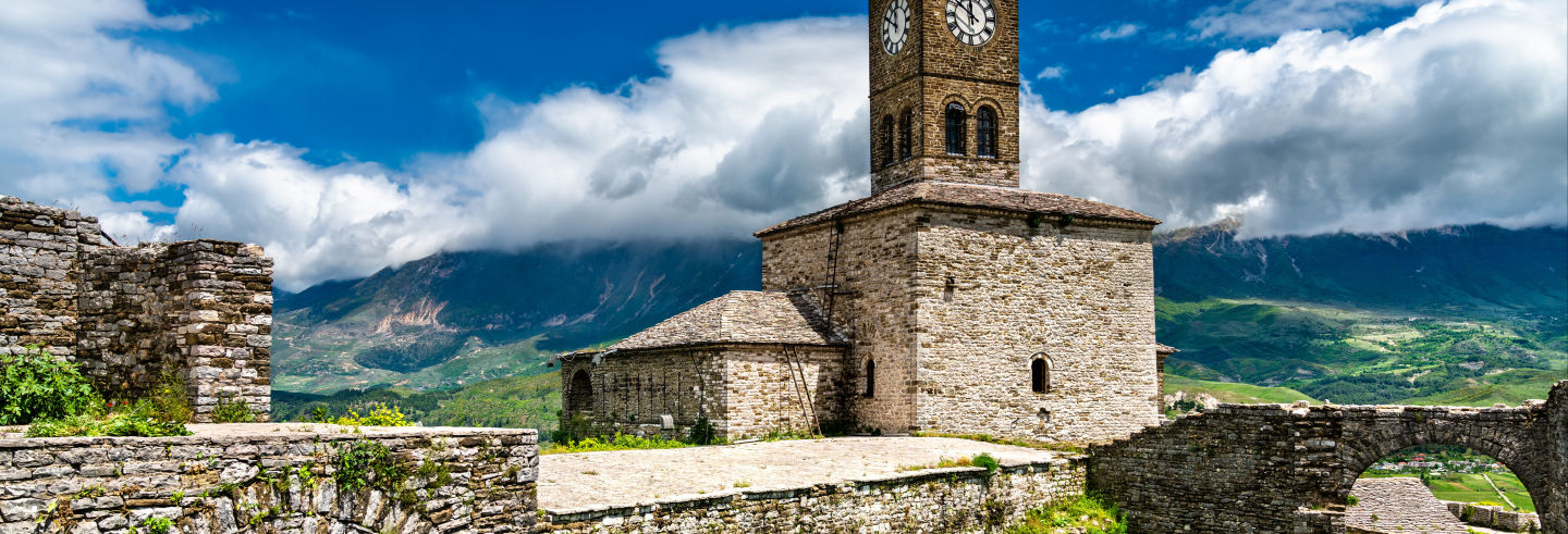 Excursion à Gjirokastër