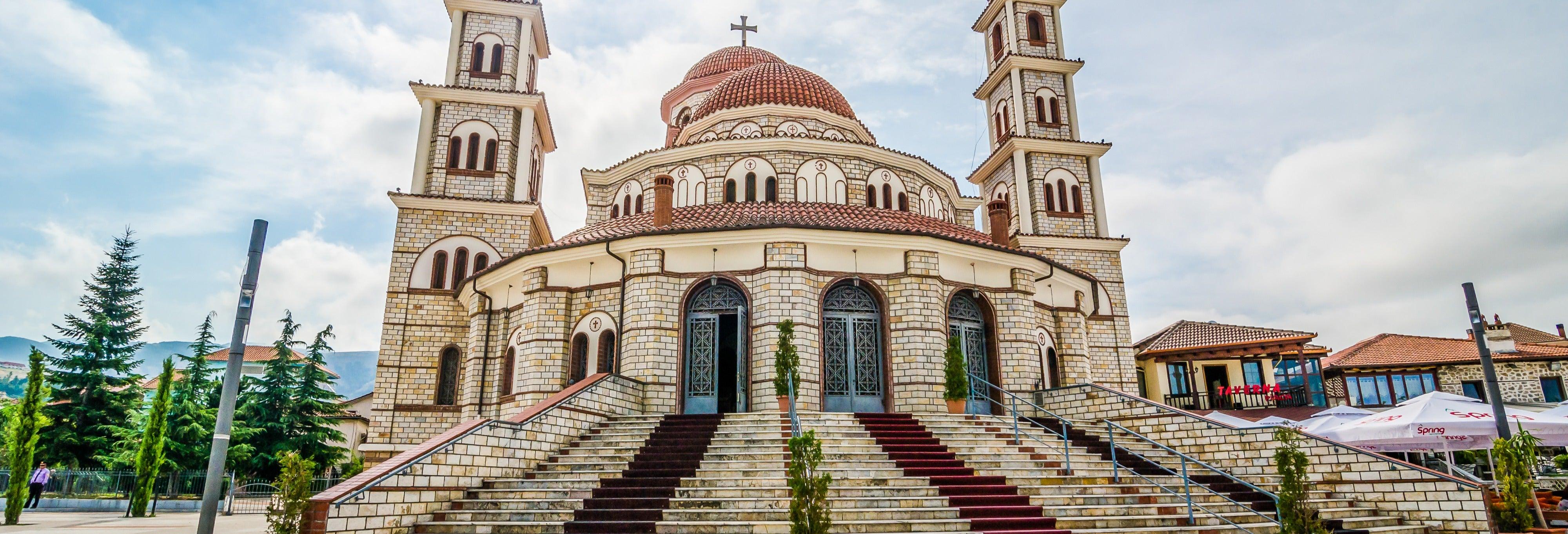 Excursion à Korçë