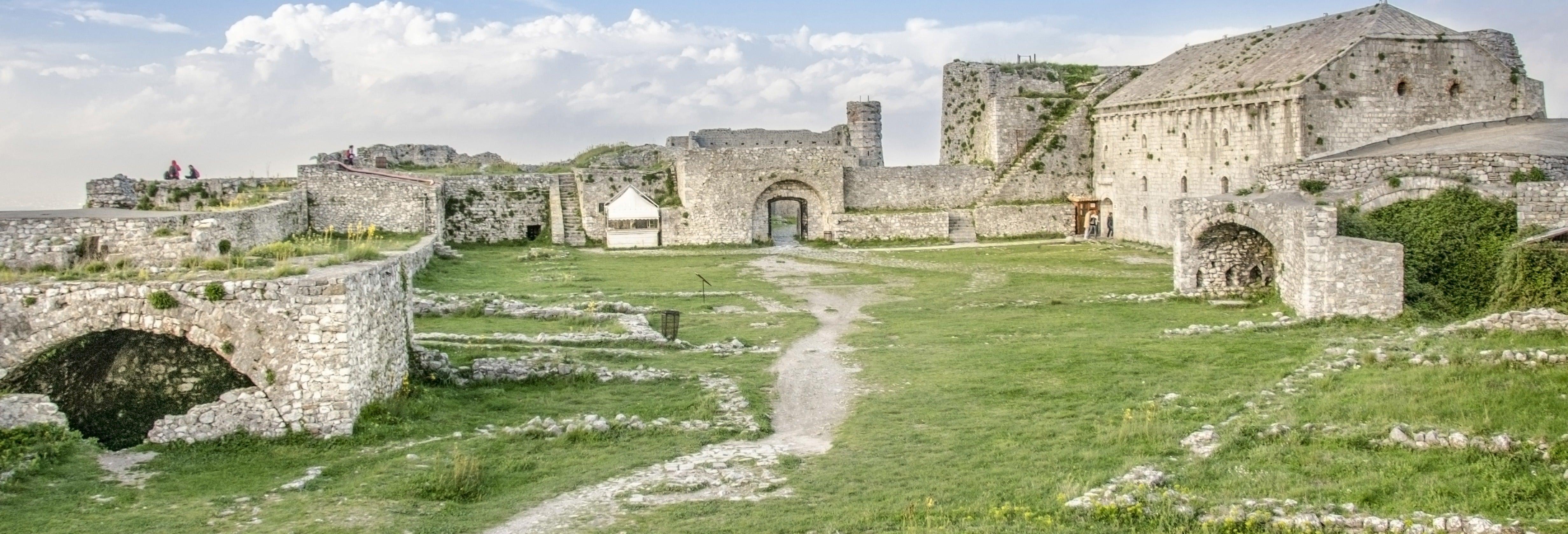 Escursione a Scutari