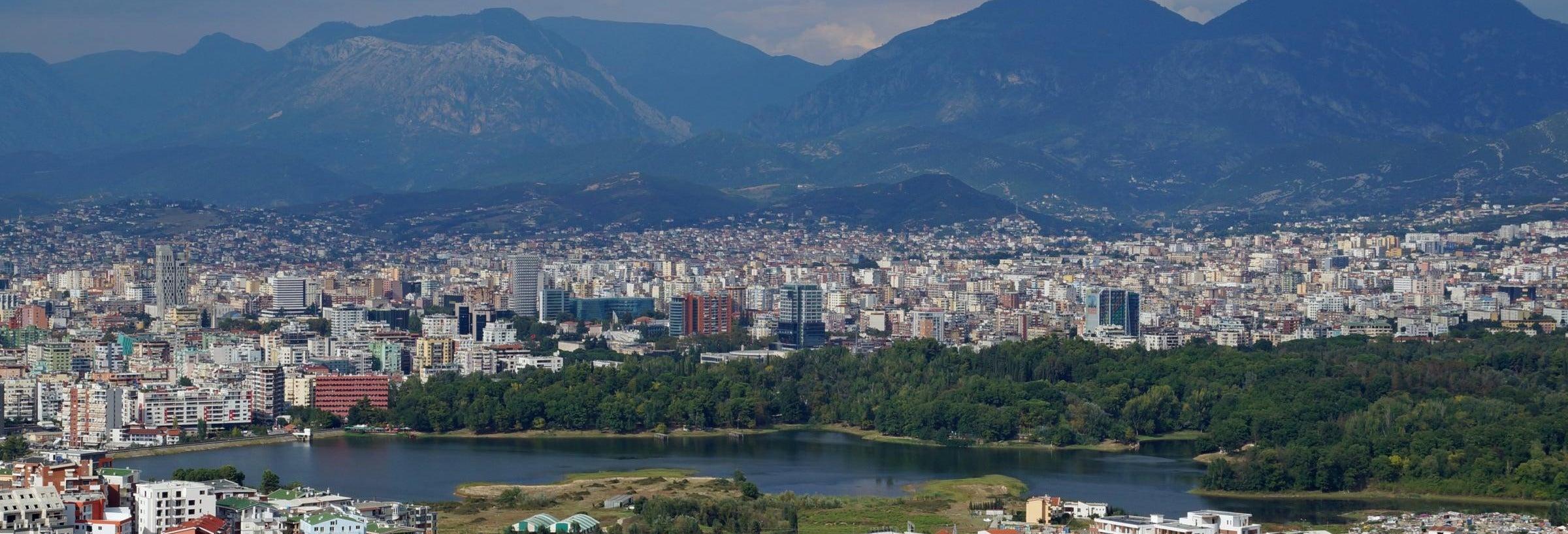 Free tour di Tirana