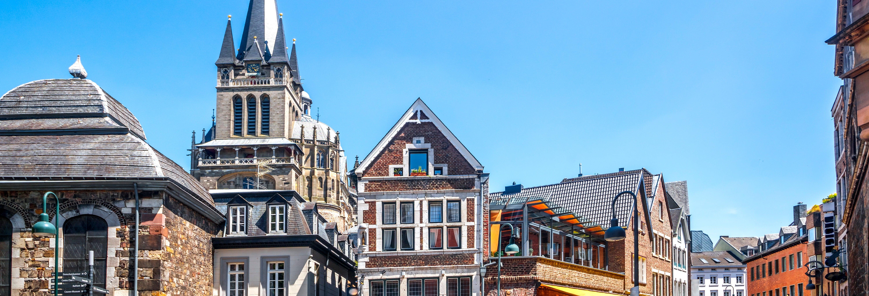 Visita guiada por Aachen