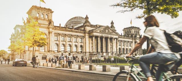Tour por Berlín en bicicleta