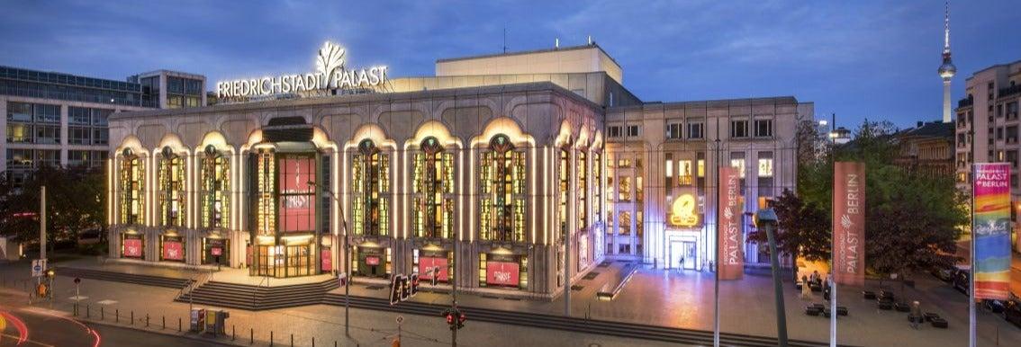 Espectáculo VIVID Grand Show en el Teatro Friedrichstadt-Palast