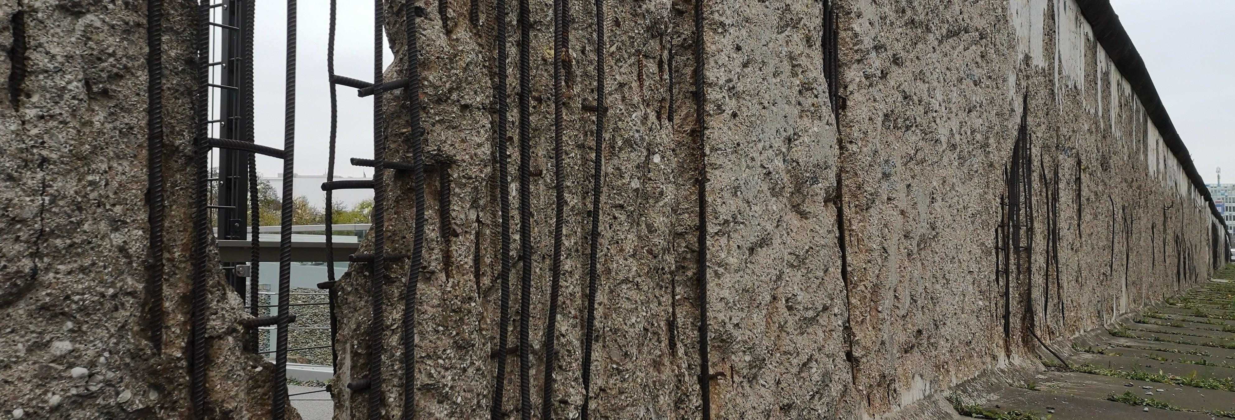 Free tour do Muro de Berlim e a Guerra Fria. Grátis!