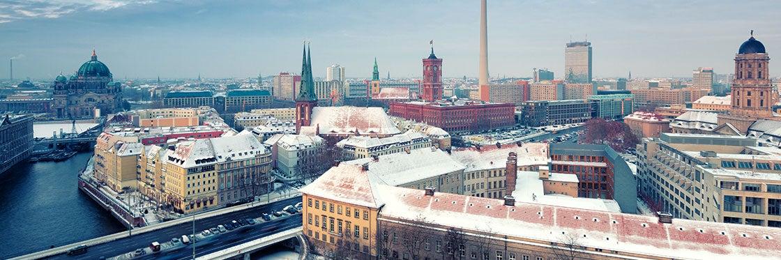 Il tempo a Berlino