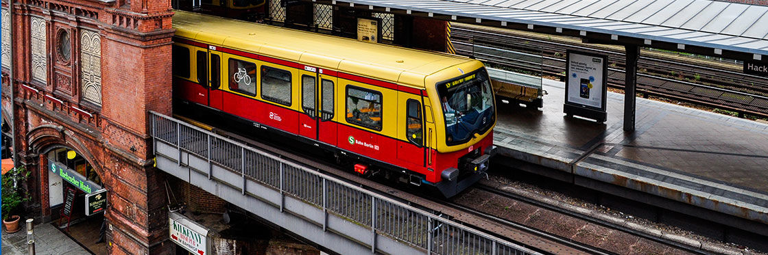 Trens regionais de Berlim (S-Bahn)