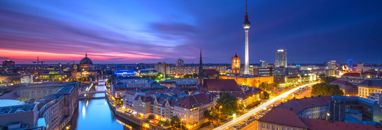 Tour nocturno por Berlín