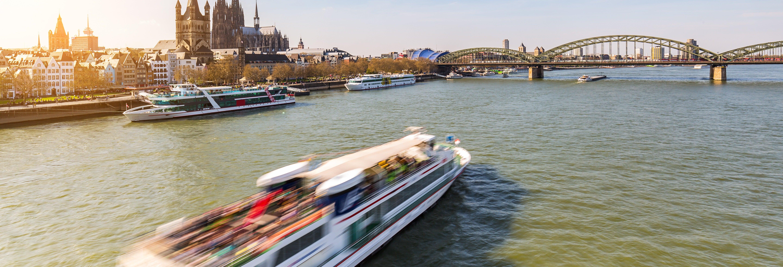 Tour di Colonia in barca