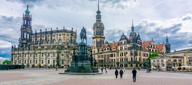 Free tour por Dresde