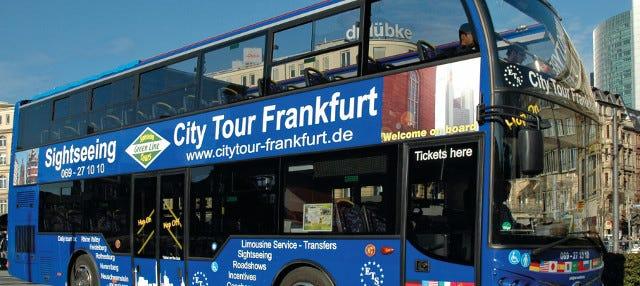 Frankfurt Tourist Bus
