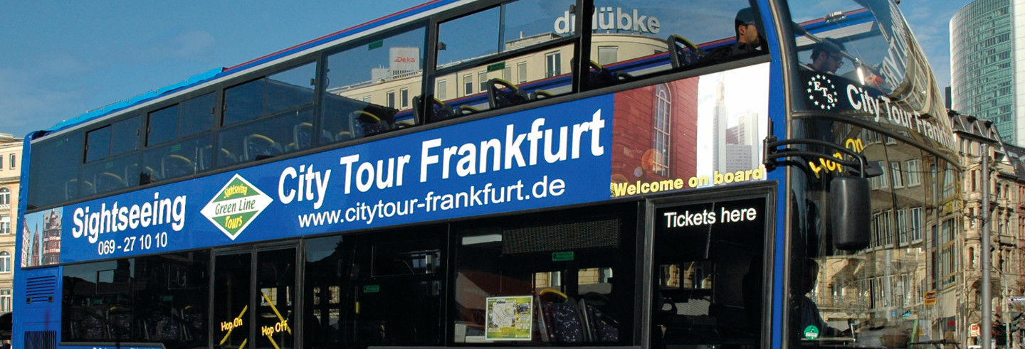 Frankfurt Tourist Bus