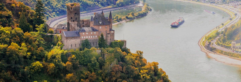 Crucero por el valle del Rin