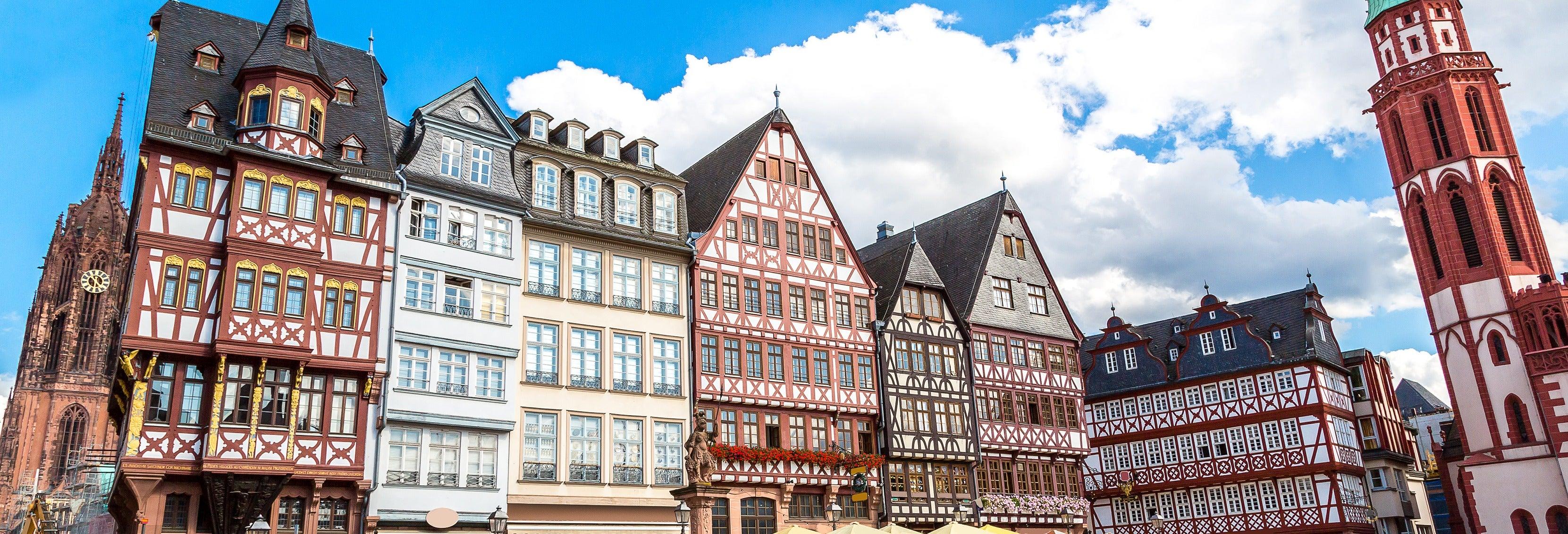 Free tour di Francoforte