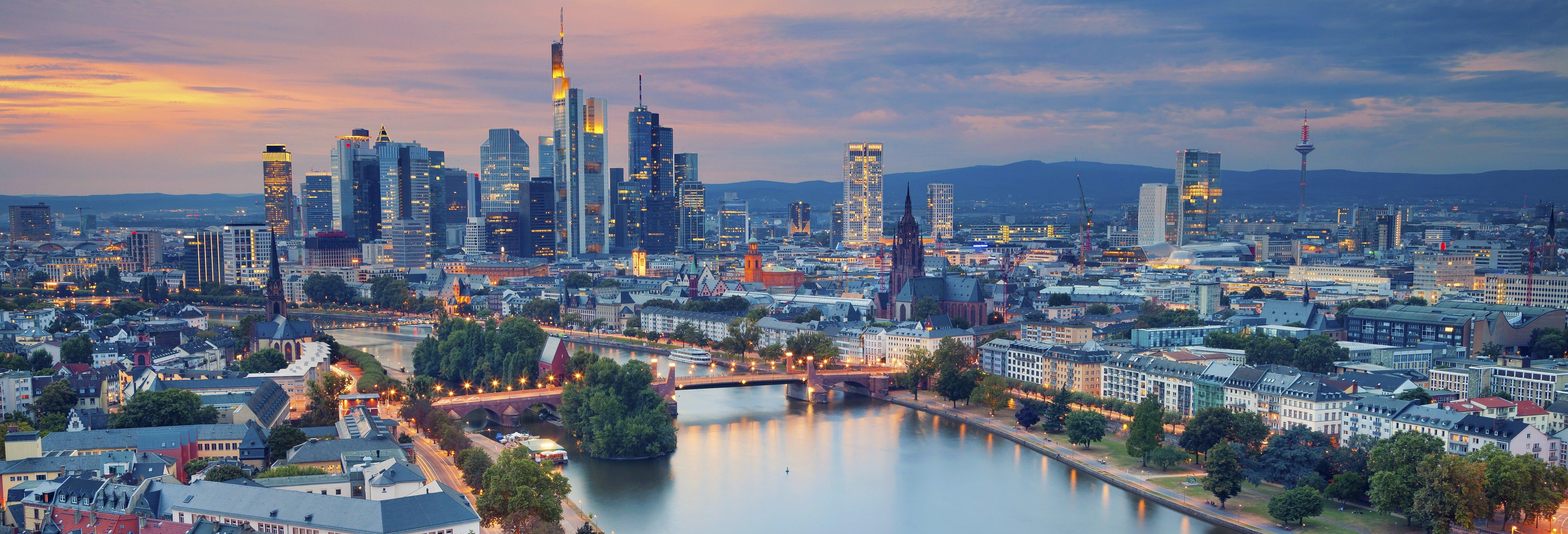 Paseo en avioneta por Frankfurt