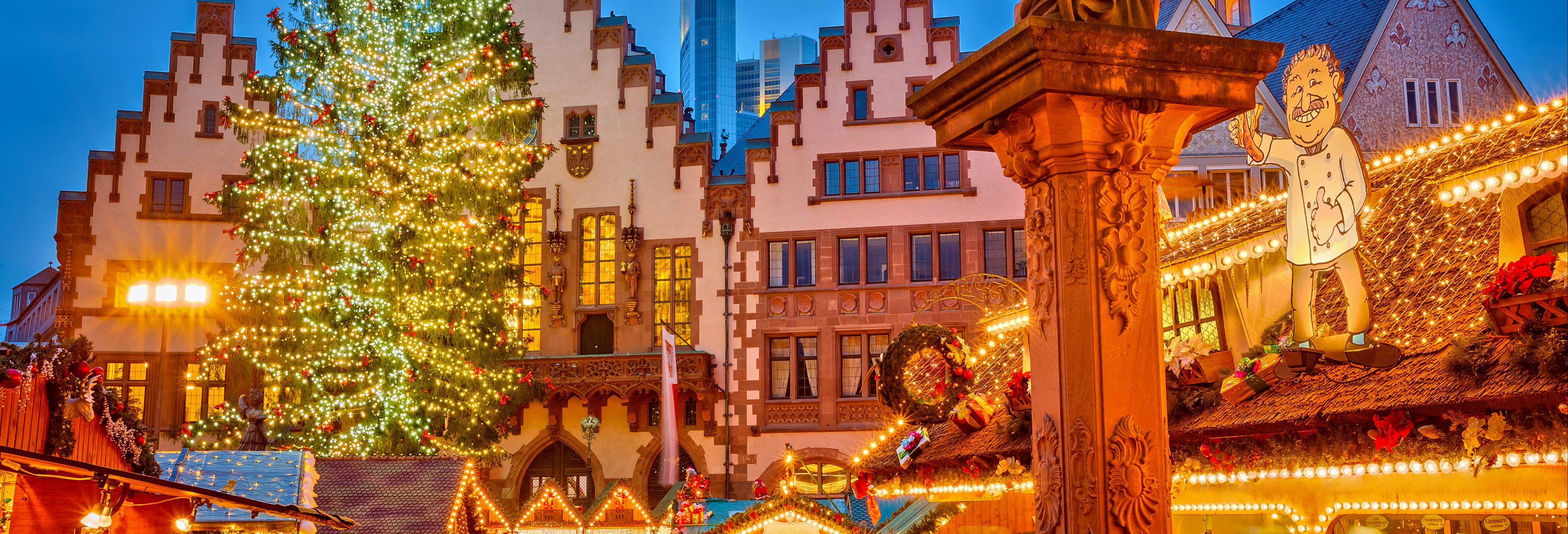 Frankfurt Christmas Market Tour