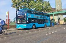 Autobus turistico di Amburgo