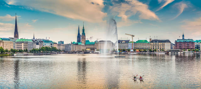 Tour privado por Hamburgo con guía en español