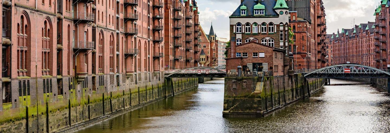 Tour por el Speicherstadt y HafenCity