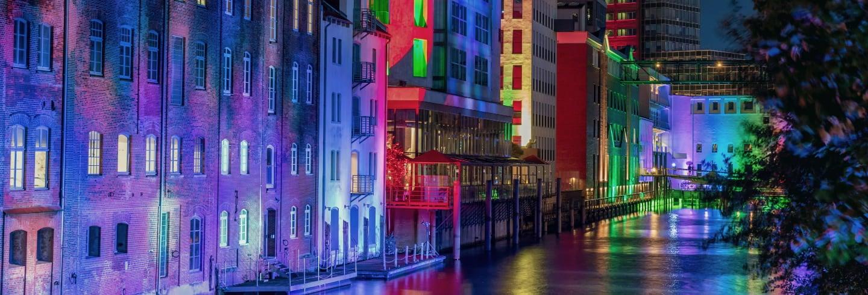 Visita guiada por el Barrio Rojo y el puerto