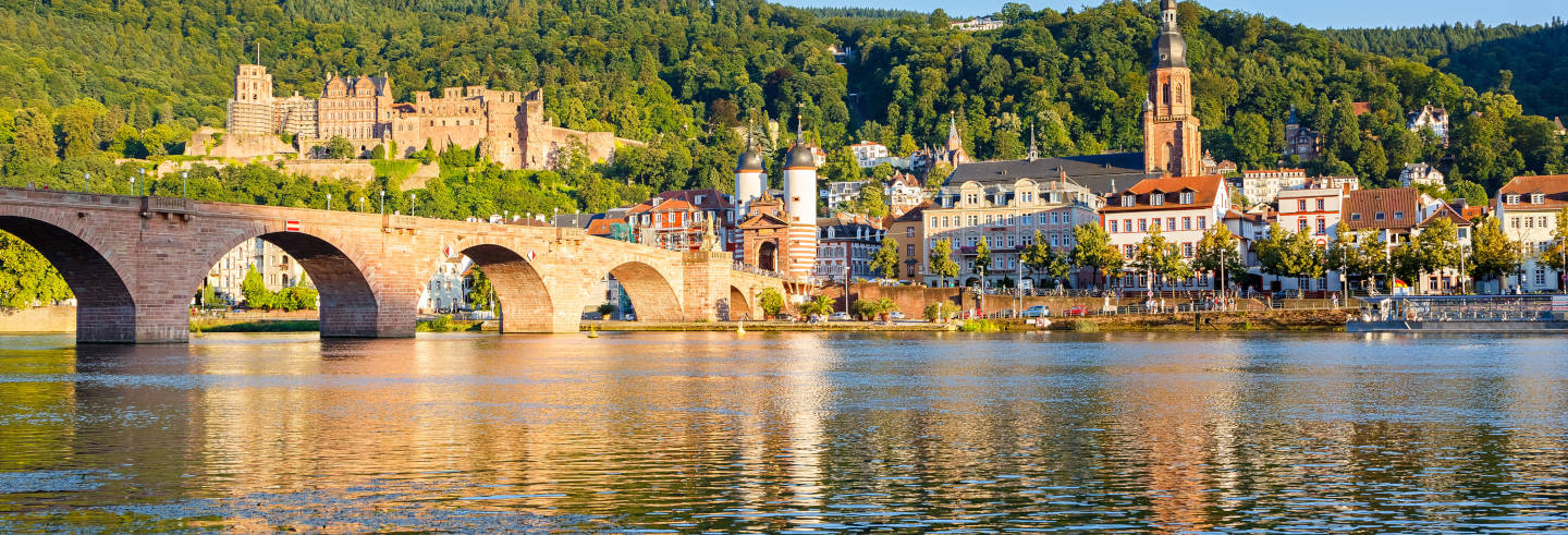 Free tour di Heidelberg
