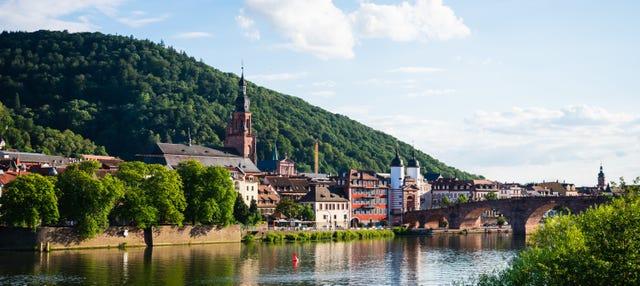 Tour privado por Heidelberg con guía en español