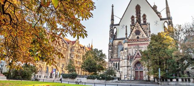 Visita guiada por Leipzig