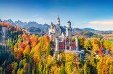 Excursión al castillo de Neuschwanstein y al Palacio de Linderhof