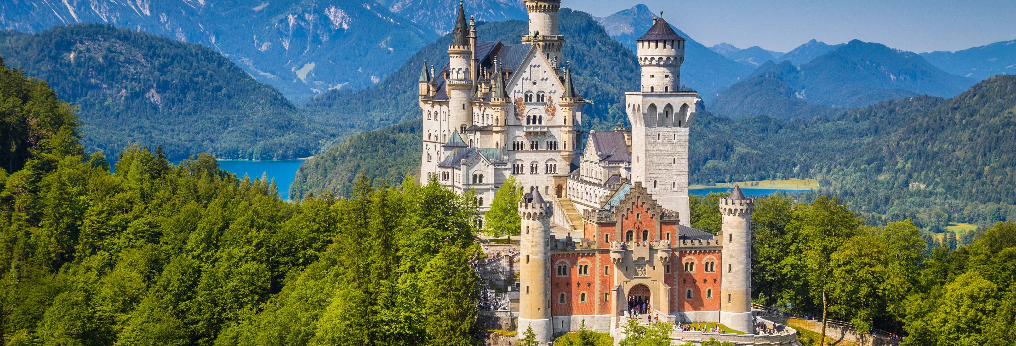 Excursion au château de Neuschwanstein