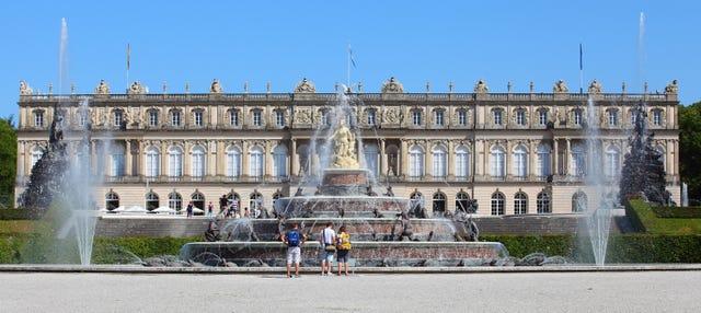 Excursión al Palacio de Herrenchiemsee