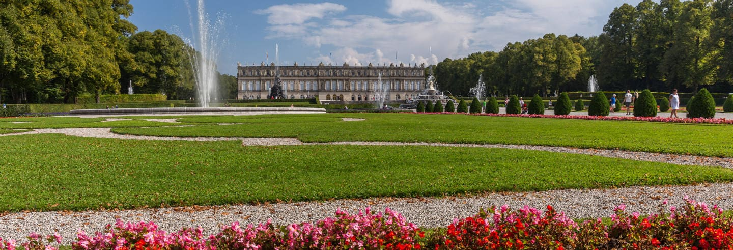 Herrenchiemsee Palace Day Trip