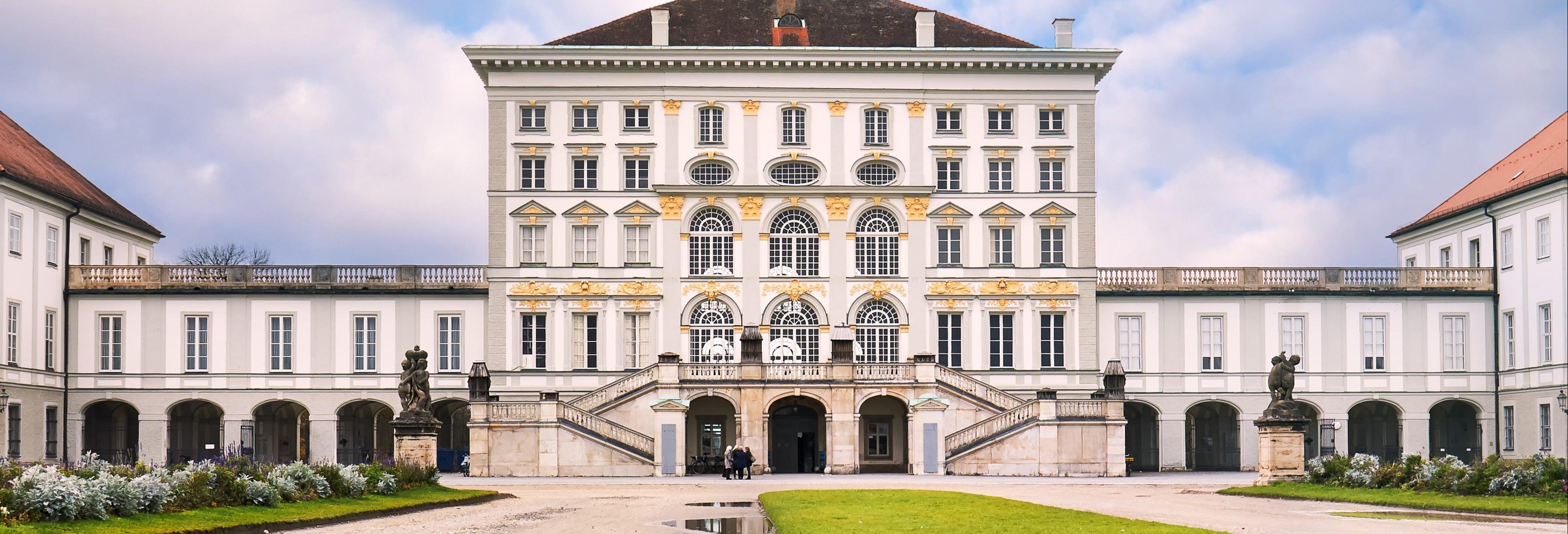Excursão ao Palácio de Nymphenburg
