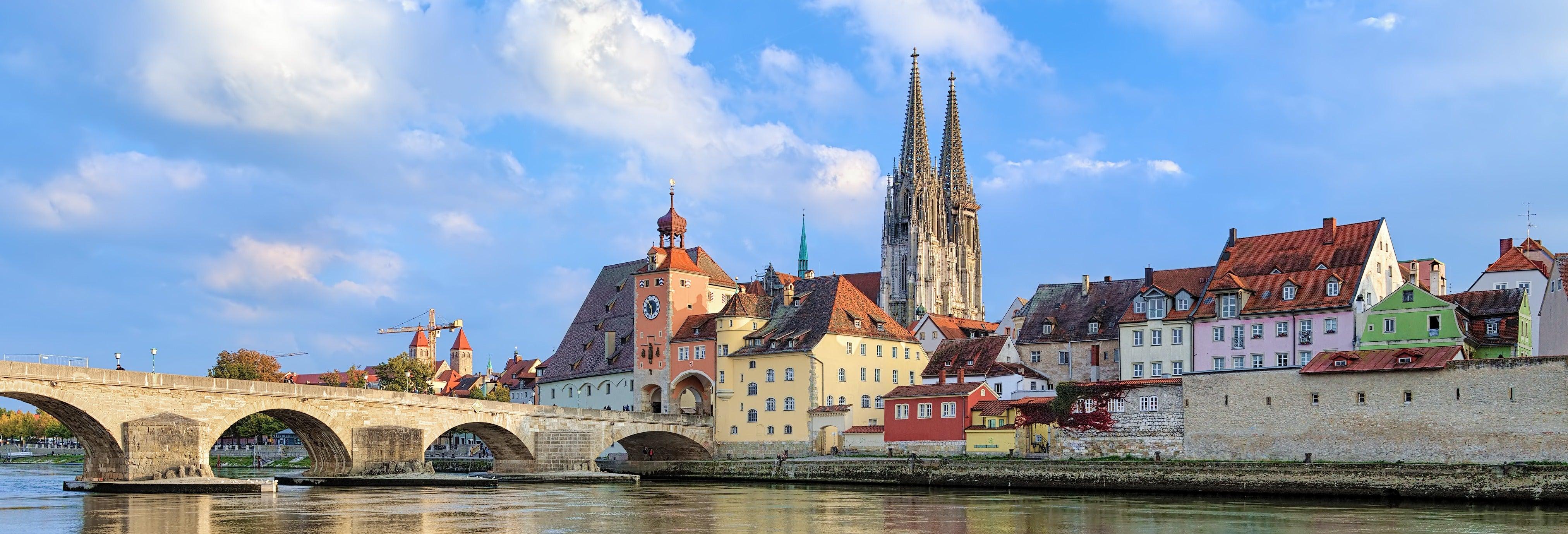 Excursão a Regensburg + Passeio de barco pelo Danúbio