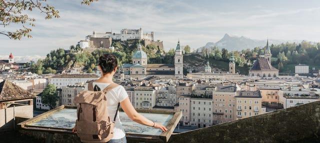 Excursión a Salzburgo en tren