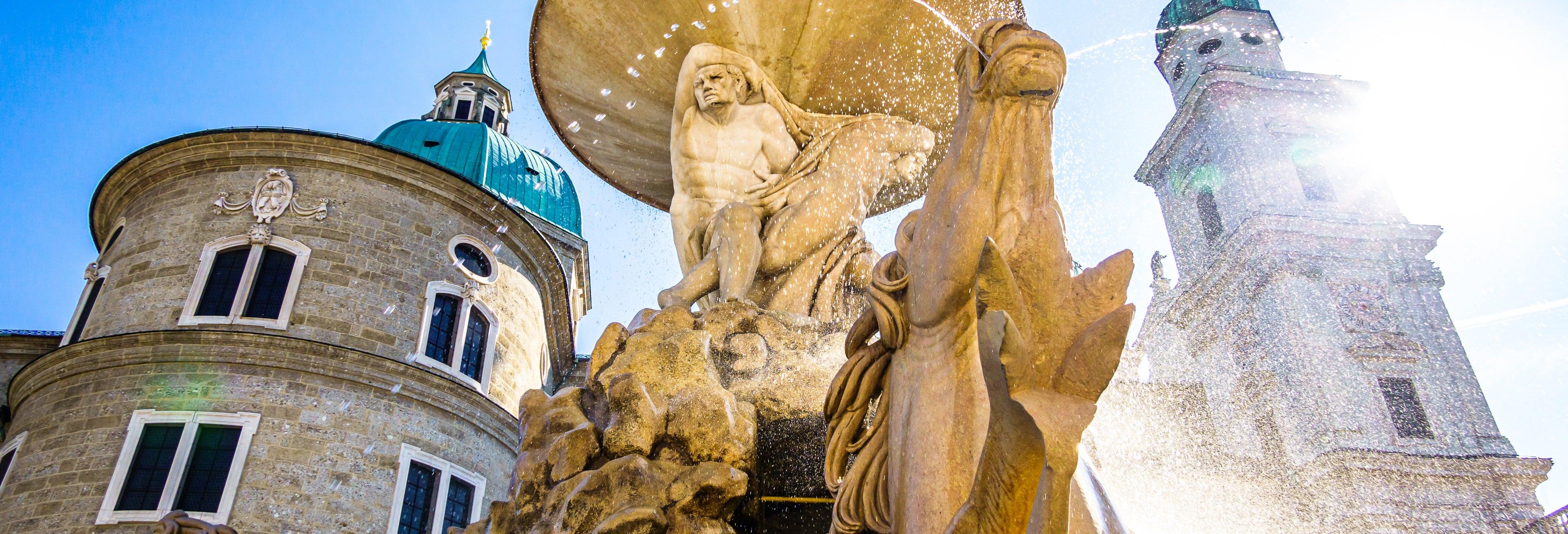 Excursión a Salzburgo