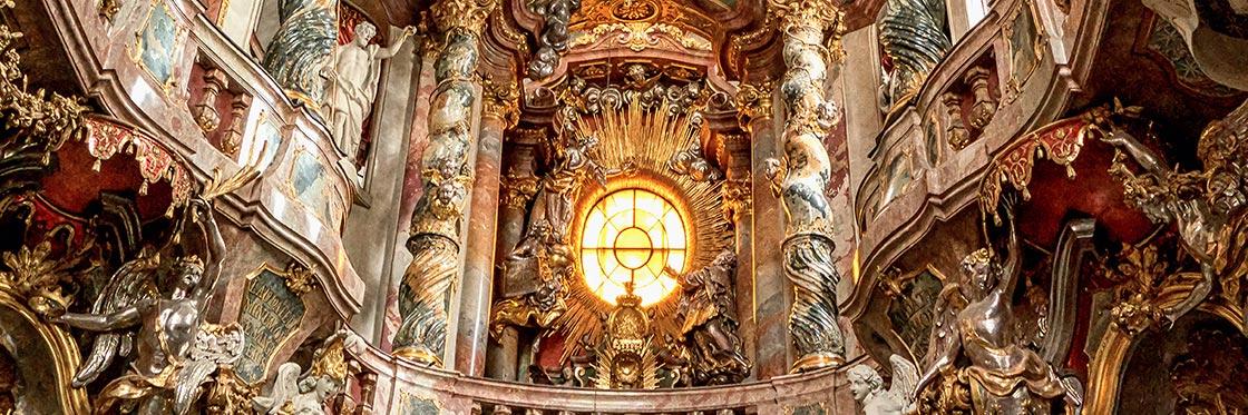 Asam Church Munich