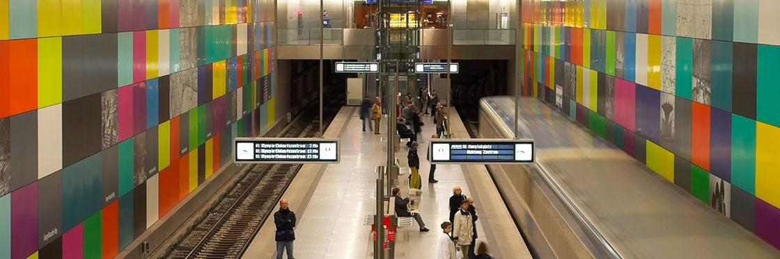 Transporte en Múnich