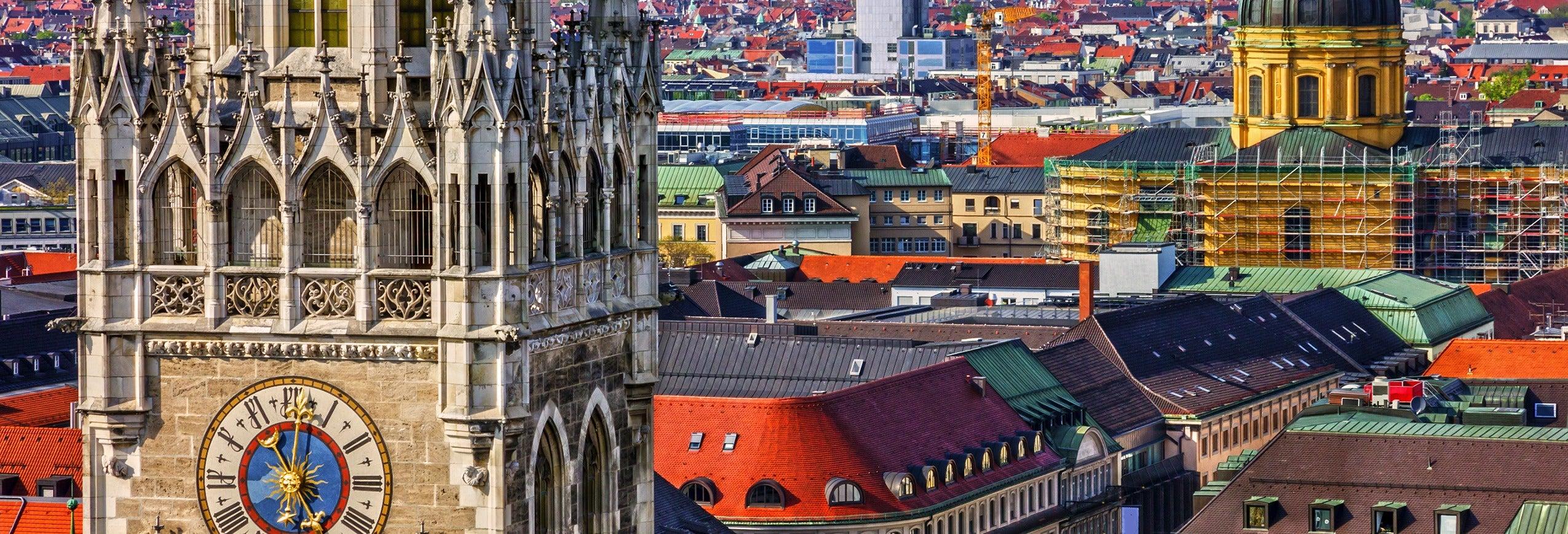 Tour da cerveja por Munique