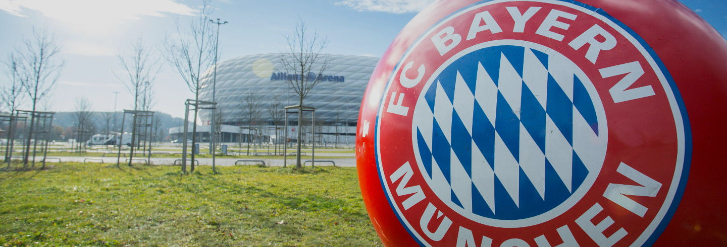 Tour del estadio Allianz Arena