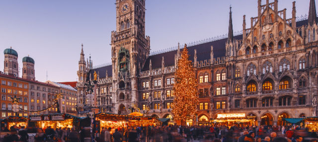 Tour navideño por Múnich