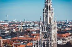 Visita guiada por Munique
