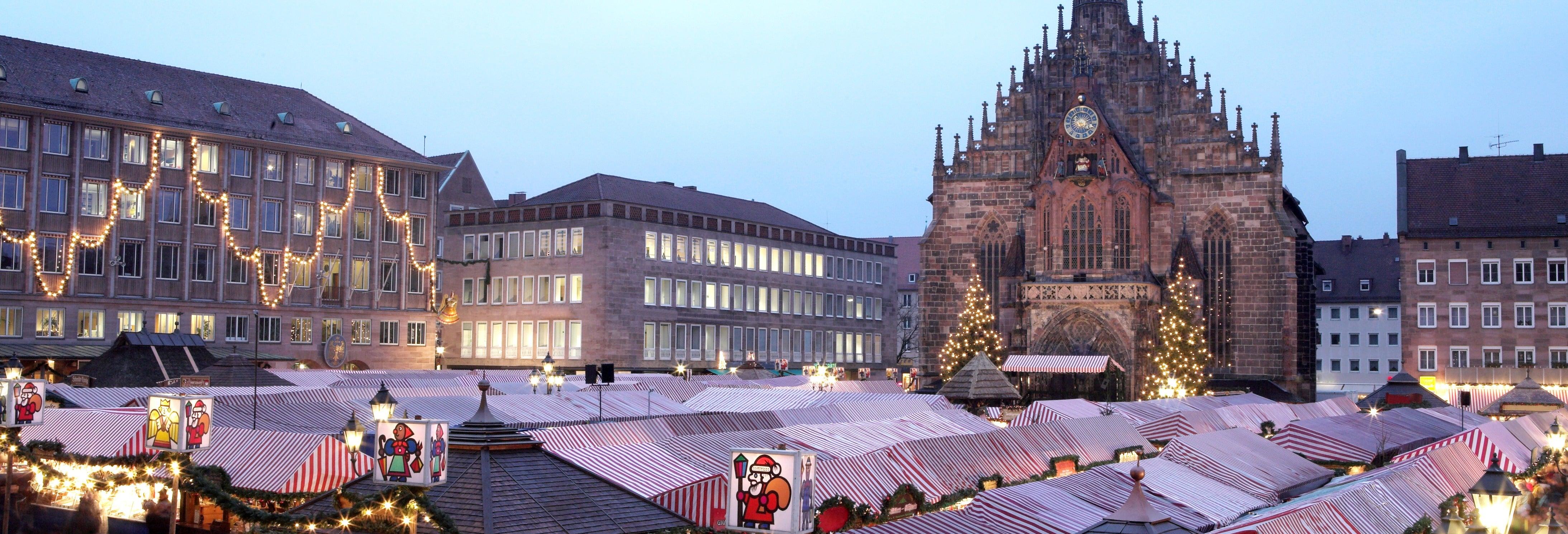 Tour navideño por Núremberg