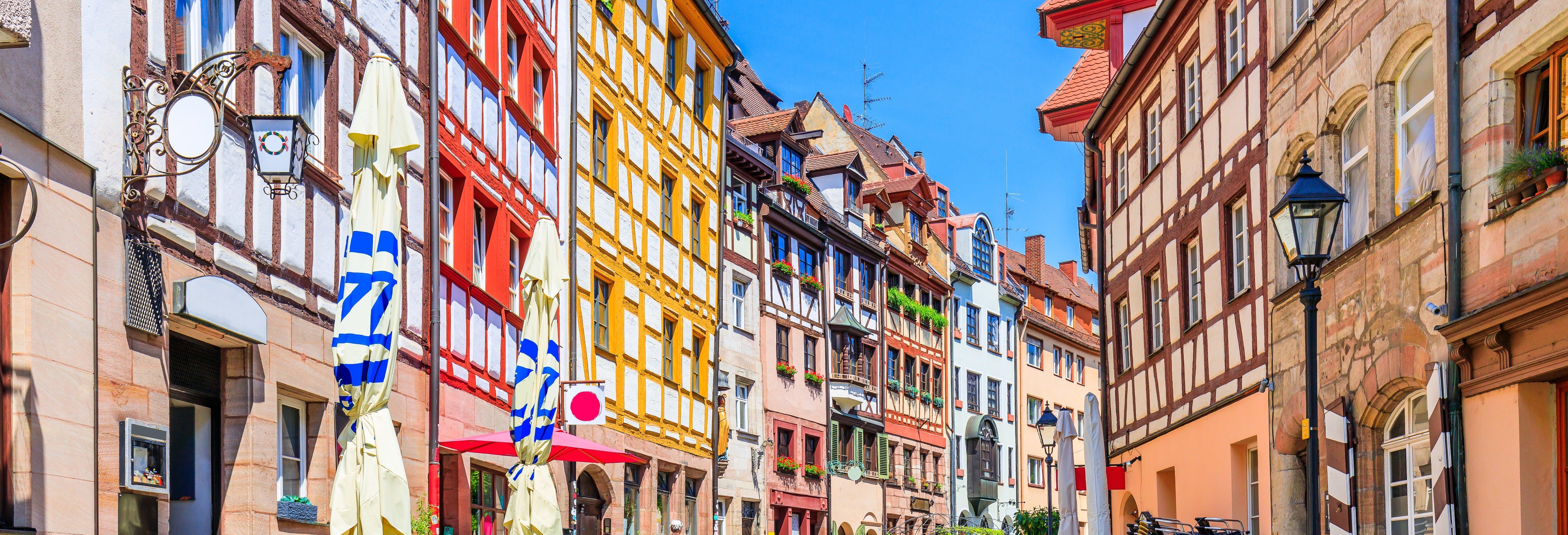 Tour pela Nuremberg medieval
