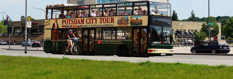 Autobús turístico de Potsdam