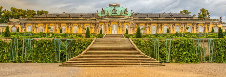 Tour privado por Potsdam con guía en español