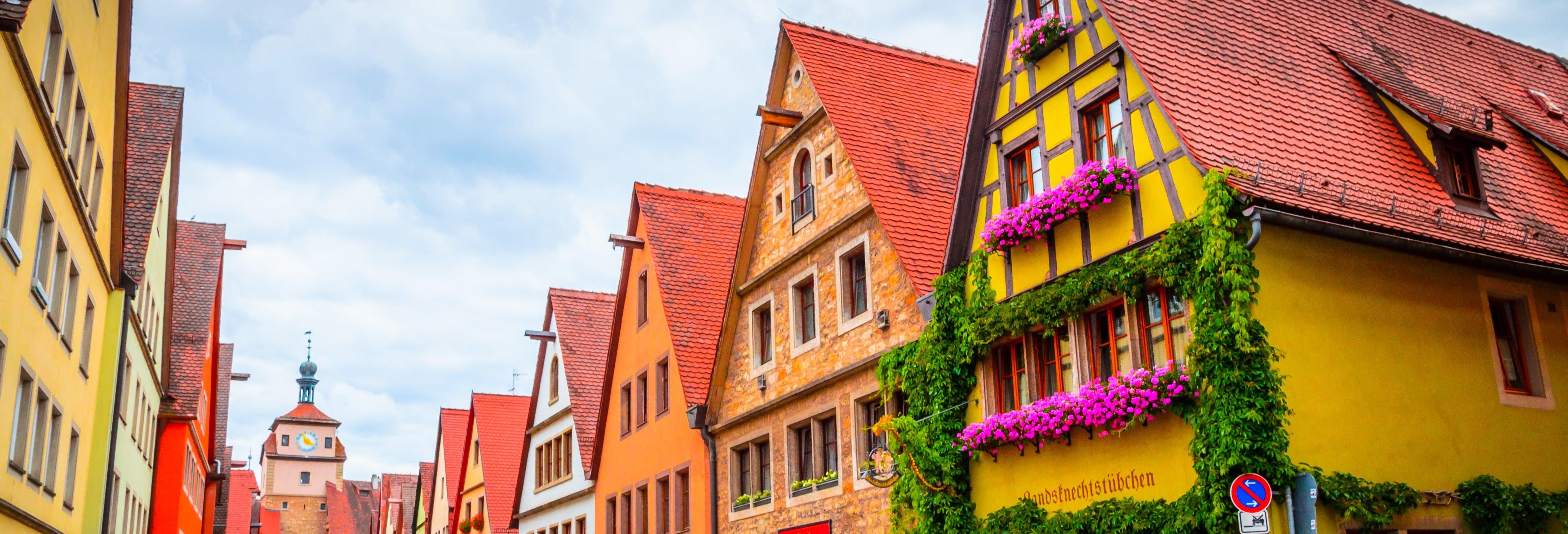 Tour della musica medievale di Rothenburg