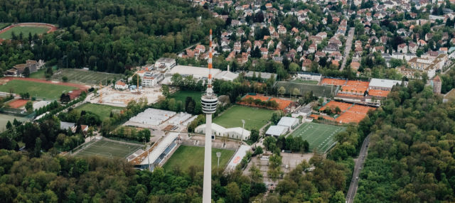 Paseo en avioneta por Stuttgart