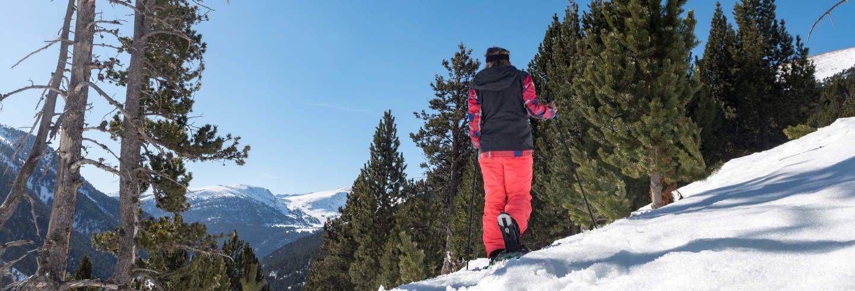 Passeggiata con racchette da neve a Grandvalira