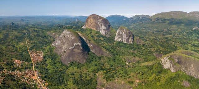 Tour de 3 días por Angola