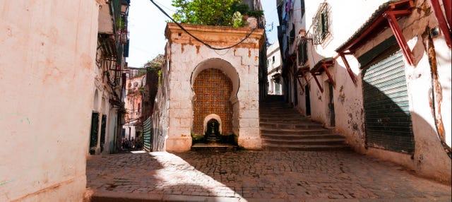 Visite guidée de la kasbah d'Alger