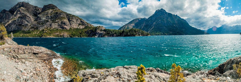 Excursión en barco por el Lago Nahuel Huapi